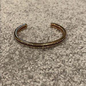 Hero Bendel rose gold cuff bracelet